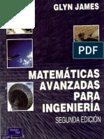 Matemáticas Avanzadas para Ingenieria  2a Ed. Glyn James.pdf