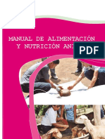 Manual de Nutricion Animal