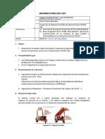 Inspeccion Subcontratista Valkap - Maquina Balde v2