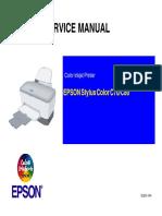 Stylus C70 C80 Service Manual