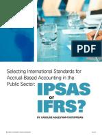 IPSAS vs IFRS.pdf