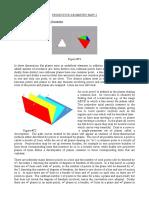 Projective Geometry 2