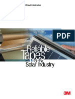 3M™ Tapes for Solar Panel Fabrication.pdf