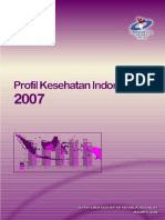 Indonesia Health Profile 2007