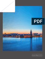 Karolinska Development Annual Report En