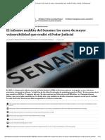 El Informe Maldito Del Sename_ Los Casos de Mayor Vulnerabilidad Que Ocultó El Poder Judicial - El Mostrador
