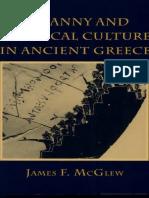 James F. McGlew-Tyranny and Political Culture in Ancient Greece-Cornell University Press (1996)