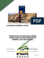 Laporan Audit Internal PT Leighton Contractor _REV Update