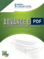 Advanced Excel- IT006- Brochure