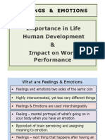 Feelings & Emotions Final Presentation