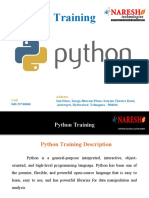 Python Training-Best Python Training Institute in Hyderabad