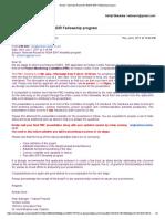 Awards ,  Conference Presentations , Recco Letters & Publications Abhijit Malankar  TU Berlin v3