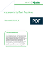 Cybersecurity Best Practices Whitepaper