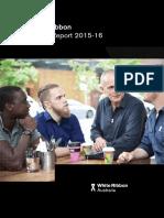 WhiteRibbonAnnualReport2015 16 HR V2 PROOF V2