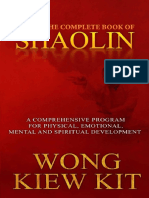 Complete Book of Shaolin