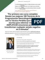 Ofertaporunicavez — Enciclopedia de La PNL
