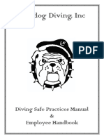 Bulldog Diving Safety Manual