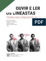 Teoria dos Cineastas (vol.1) - Manuela Penafria (Ed.)