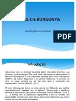 Febre Chikungunya