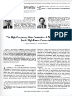 [6]_he High Frequency Base Converter a New Approach to Static High Power Conversion