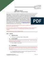 Especificaciones calefactores de conductos de aire