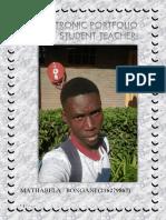 Electronic Portfolio of Mr b Mathabela