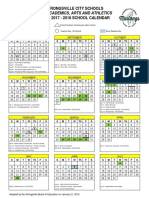 final 2017-2018 academic calendar