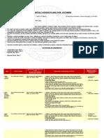Planificacion 6° basico octubre 2015