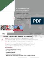 IOTA Company Profile