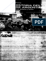 Breve Historia Del Folklore Argentino TIFF en PDF Oscar Chamosa