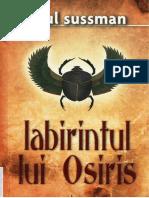 Paul Sussman - Labirintul lui Osiris [v.1.0].doc
