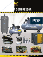 Air Compressor Brosur