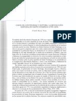 Frank Moya Pons - Casos de Continuidad y Ruptura - La Revolución Haitiana en Santo Domingo (1789-1809)