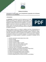 TdR - Convocatoria Para Contratación - Acompañamiento de Articulación Sur-COBAÑADOS