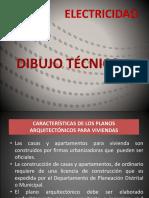 Planos de Instalaciones Electricas Domiciliarias.