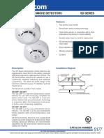 Detector de Humo Sd-4wp - DH