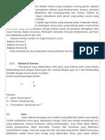 Hubungan Hukum Newton II Dengan Gerak Lurus Berubah Beraturan (1)