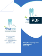 Perfect Smile BROCHURE
