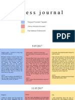process journal eco
