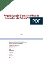CARTILHA regularização fundiária urbana.pdf