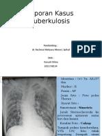 Lapsus radiologi TB 2 Maju