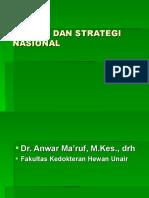 Kuliah Ke- 4 Politik & Strategi