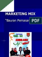 3.Marketing Mix