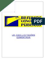 Lei 86666 - Comentada.pdf