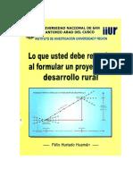 GUIA METODOLOGICA PARA LOS PROYECTOS DE DESARROLLO RURAL.pdf