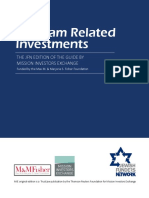 Program Related Investments