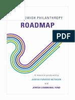 Your Jewish Philanthropy Roadmap