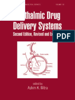 Ophthalmic Drug Delivery Systems