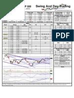 SPY Trading Sheet - Wednesday, August 11, 2010