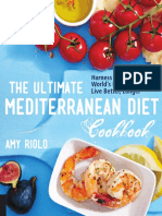 291295677 the Ultimate Mediterranean Diet Cookbook Harness the Power of the World s Healthiest Diet to Live Better Longer 2015
